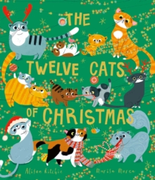 Image for The twelve cats of Christmas