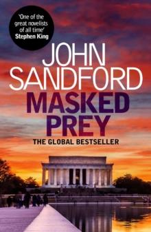 Image for Masked Prey : Lucas Davenport 29