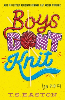 Image for Boys don't knit