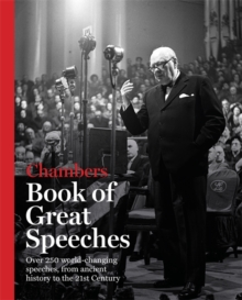 Image for Chambers book of great speeches