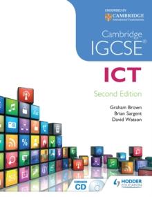 Image for Cambridge IGCSE ICT