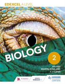 Edexcel A level biologyYear 2,: Student book