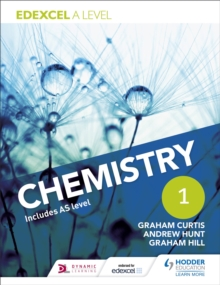 Edexcel A level chemistryYear 1,: Student book