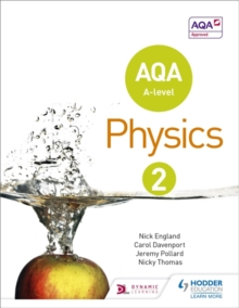 AQA A-level physicsYear 2,: Student book