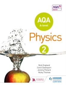 Image for Aqa A Level Physics Sb2 Updf