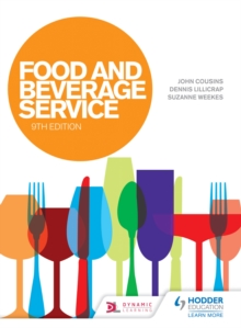 Image for Food and beverage service.