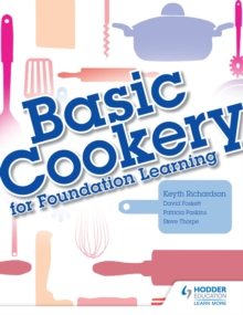 Image for Basic cookery for foundation learning