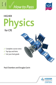 How to pass Higher Physics for CfE
