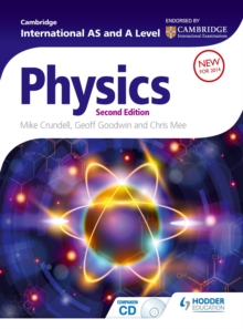 Image for Cambridge International AS and A level physics