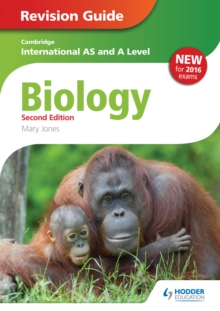 Image for Cambridge international AS/A level biology.: (Revision guide)