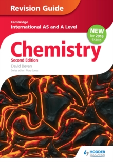 Image for Cambridge international AS/A level chemistry.: (Revision guide)