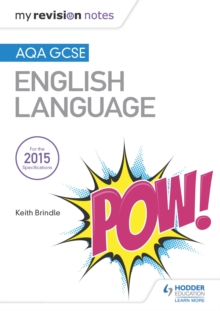 Image for AQA GCSE English language