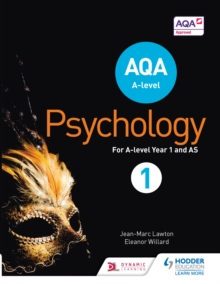 Image for AQA A-level psychology.