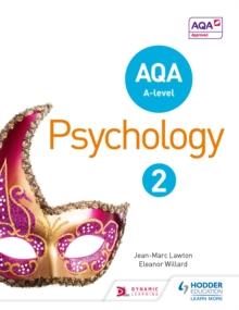 Image for AQA A-level psychology.