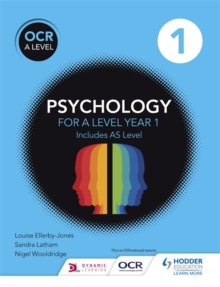 Image for OCR psychology for A levelBook 1