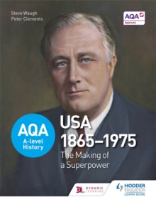 Image for AQA A-level history: The making of a superpower :