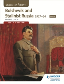 Image for Bolshevik and Stalinist Russia 1917-64