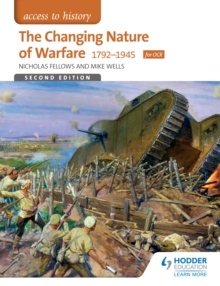 Image for The changing nature of warfare 1792-1991
