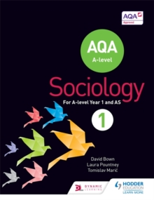 Image for AQA sociology for A LevelBook 1