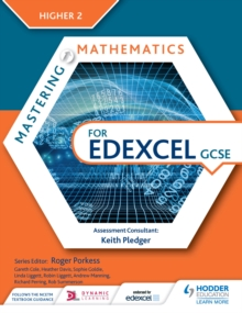 Image for Mastering mathematics for Edexcel GCSE.