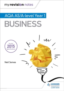AQA AS business - James, Neil