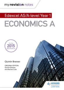 Edexcel AS economics - Brewer, Quintin
