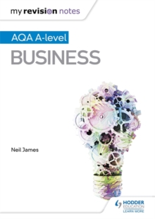 AQA A level business - James, Neil