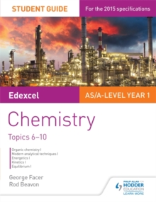 Edexcel chemistry2: Student guide