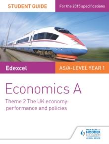 Image for Edexcel economics A.: (Student guide)