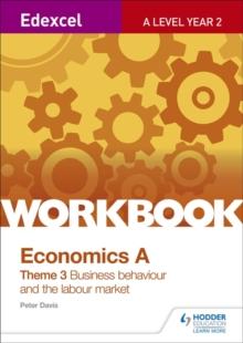 Image for Edexcel A-level economics theme 3: Business behaviour and the labour market