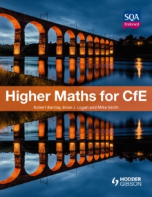 Higher maths for CfE: the textbook