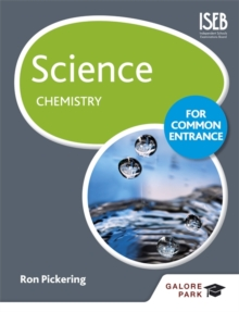 Image for Science for common entrance: Chemistry