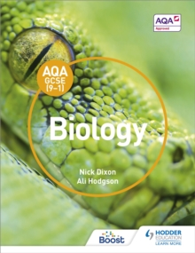 Image for AQA GCSE (9-1) biology