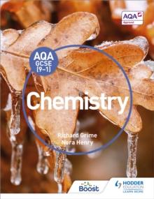 Image for AQA GCSE 9-1 chemistry