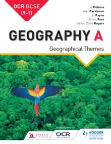 Image for OCR GCSE (9-1) Geography A: Geographical Themes