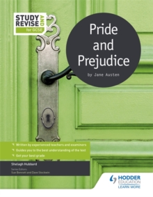 Image for Pride and prejudice for GCSE