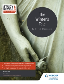 Image for The winter's tale for AS/A-level