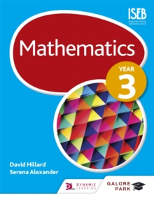 Image for MathematicsYear 3