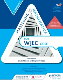 Image for Mastering mathematics for WJEC GCSEIntermediate