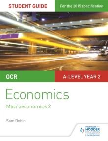 Image for OCR A-level economics: Macroeconomics 2