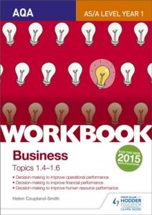 AQA A-level businessWorkbook 2 - Smith, Helen Coupland