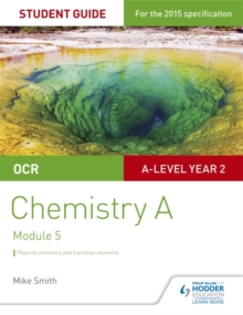 OCR chemistry A: Physical chemistry and transition elements