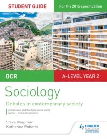 Image for OCR sociology.: (Debates in contemporary society)