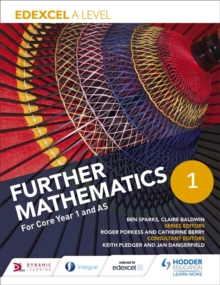 Image for Edexcel A level further mathematics core year 1