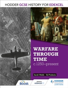 Warfare through time, c1250-present