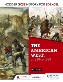 Image for The American West, c.1836-c.1895