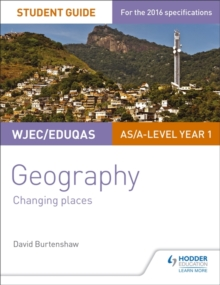 GeographyWJEC/EDUQAS AS/A-level year 1,: Changing places