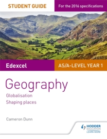 Edexcel geographyAS/A-level year 1 student guide,: Globalisation