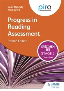 Image for PiRA Stage Two (Tests 3-6) Specimen Set