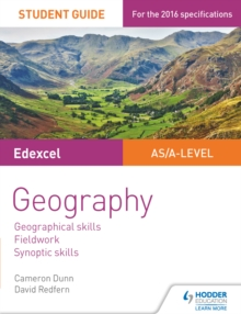 Image for Edexcel A-level year 2 geography.: (Synoptic thinking and skills for the independent investigation)